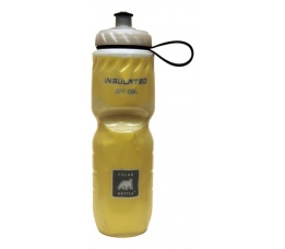 BIDON POLAR THERMO PVC 700ML GEEL
