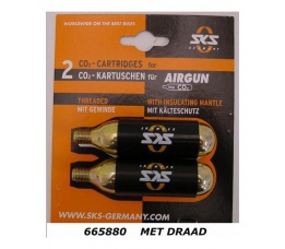 CO2 PATROON SKS(16G) AIRGUN DS A 2