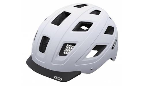 Helm ABUS Hyban Polar matt white L (58-63cm) 37267