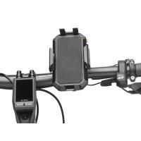 TELEFOON/GPS HOUDER B&M UNIV 45-115MM ZWART