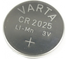 VARTA KNOPFZELLE CR2025