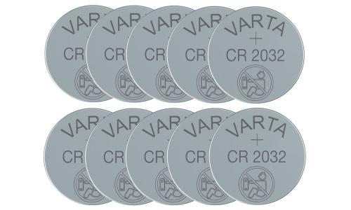 BATTERIJ VA KNOOP CR2032 CATEYE