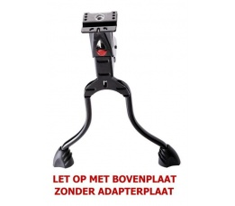 STANDAARD HE605 28 TWEEPOOT ZW M/PLAAT