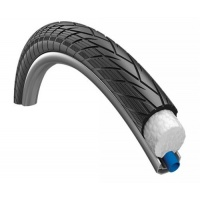 Schwalbe Airless Energizer de fietsband die niet lek kan.