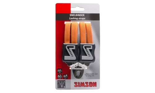 Simson snelbinder 3 binders oranje