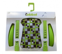 Qibbel Stylingset Achterduo Checked Green