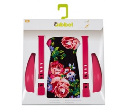 Qibbel Stylingset Achterduo Roses Black