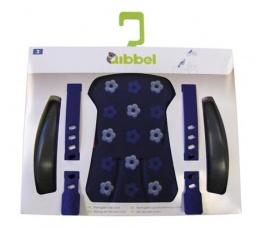 Duo Qibbel Widek stylingsset luxe voor royal blue arm/voet st. en bekleding