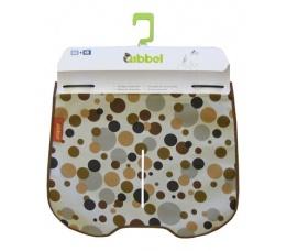 Qibbel Stylingset Windscherm Dots Bruin
