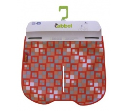 Qibbel Stylingset Windscherm Checked Red