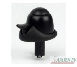Bel Widek mini decibel 2 zwart (per doos van 20 stuks)