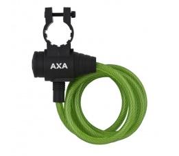 Slot Krulslot Axa Zipp 120x80 Groen