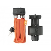 AXA vouwslot 600 Serie 95 cm oranje