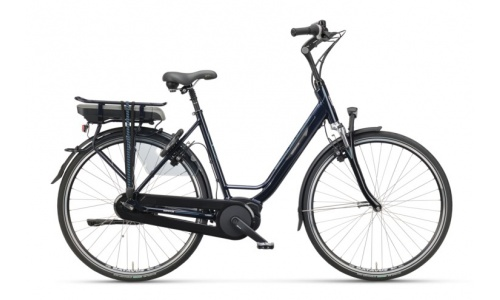 Batavus Wayz E-go® Active 300Wh DEMO, Donkerblauw