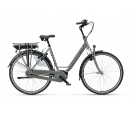 Batavus Wayz E-go® Active Plus 400Wh, Titaan mat
