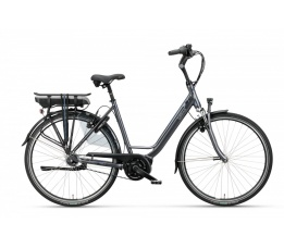 Batavus Wayz E-go® Active Plus Exclusive, Grijs