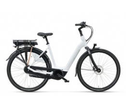 Batavus Finez Active Plus, Parelmoer wit