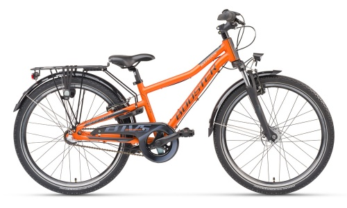 Batavus Booster 24 inch, Oranje
