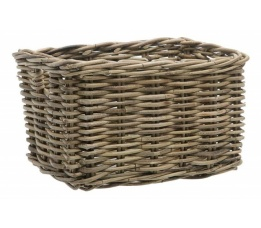 Mand New Looxs Brisbane Medium 442.713 Grey rattan 23L