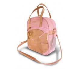 Tas Basil Shopper kinder jasmin 17288 roze/goud 10ltr 29X11X32