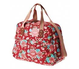 TAS BAS BLOOM CARRY ALL SCARLE