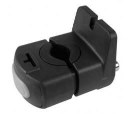 Duo GMG Yepp adapter voor Yepp Mini zilver 020403 bevestiging