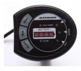 Display Batavus protanium