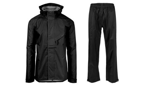Agu passat rain suit black xl