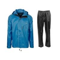 Agu passat rain suit blue l
