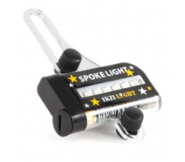 Spaakverlichting ikzi met 7 led spokelight