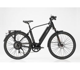 Qwic Performance RD10 Speed, MATTE BLACK