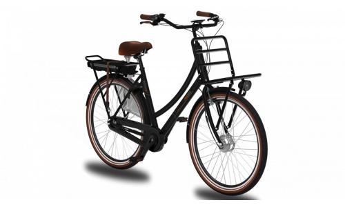 Freebike BronX, Zwart